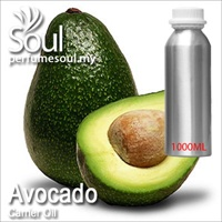 Carrier Oil Avocado - 1000ml