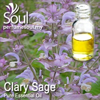 Pure Essential Oil Clary Sage - 50ml