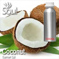 Carrier Oil Coconut Gred (B) - 1000ml