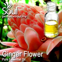 Pure Essential Oil Ginger Flower - 10ml