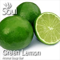 Aroma Soap Bar Green Lemon - 500g