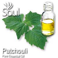 Pure Essential Oil Patchouli - 50ml