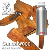 Natural Aroma Oil Sandalwood - 500ml