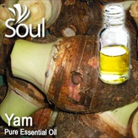 Pure Essential Oil Yam - 50ml